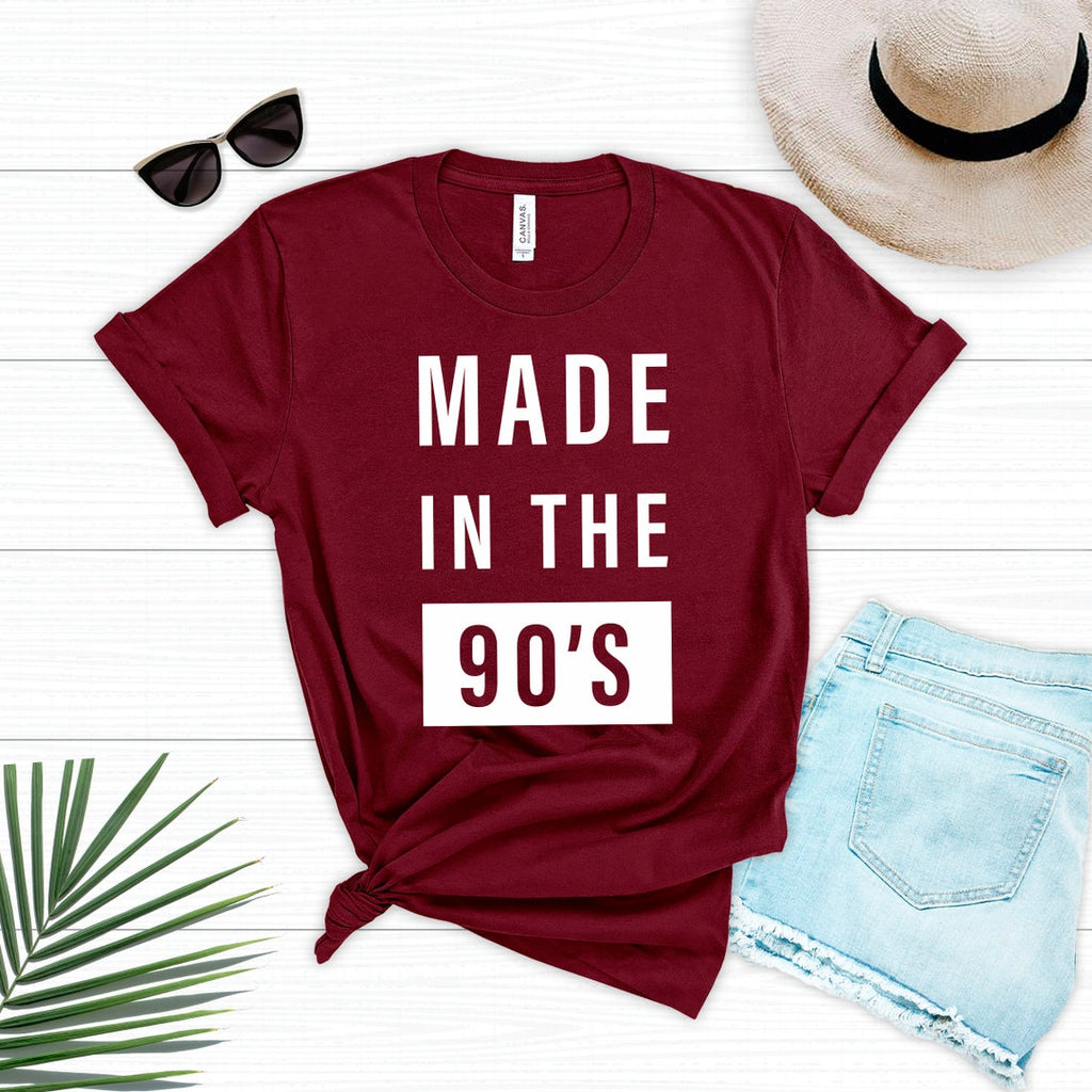 Made in the 90s Unisex Fit