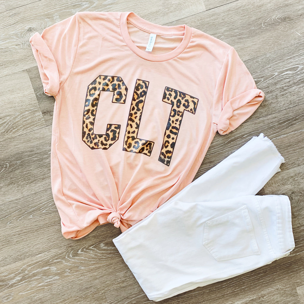 Wild Thing - CLT Tee