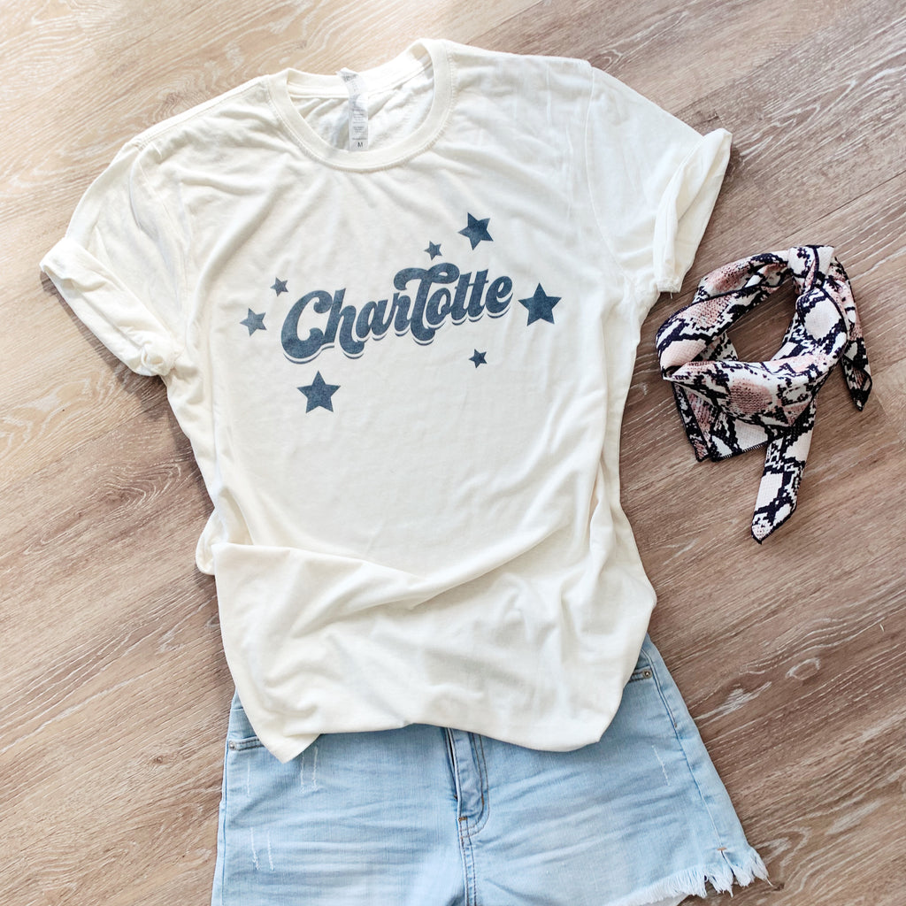 Wish Upon a Star - Charlotte Tee