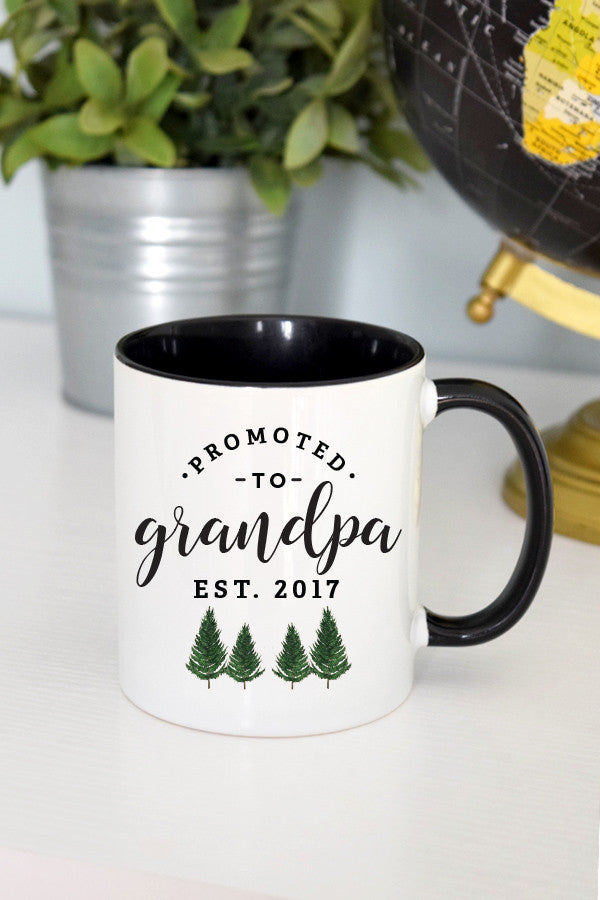 Promoted to Grandpa - Tree