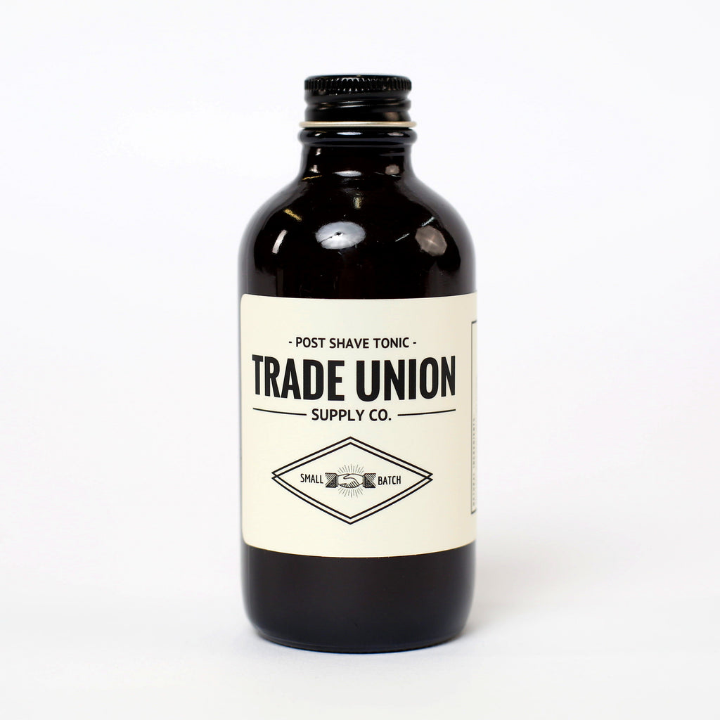 Post Shave Tonic - Trade Union Supply Co.