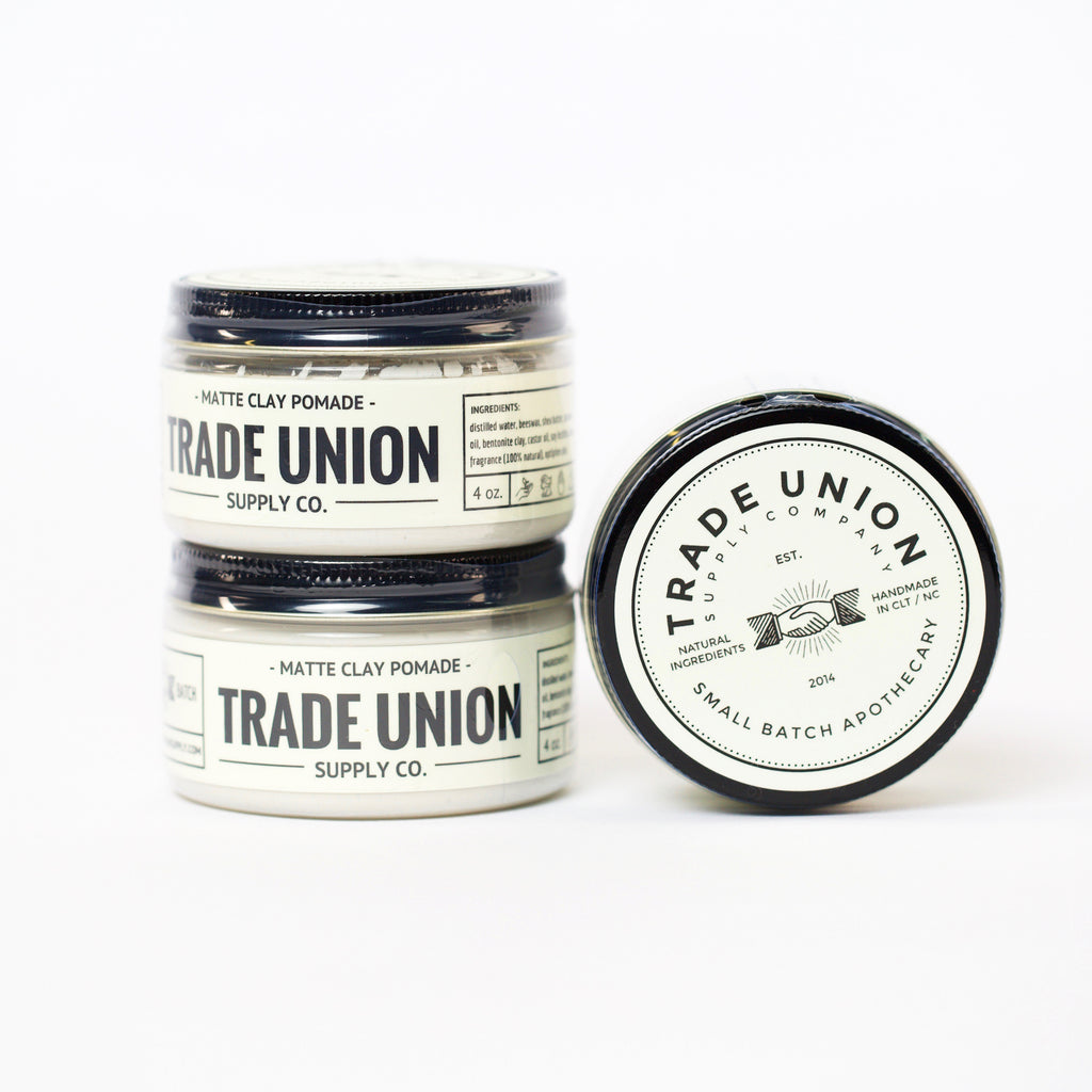 Pomade - Trade Union Supply Co.