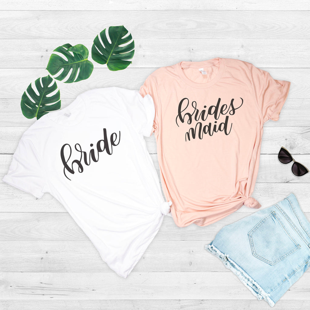 Bridal Party Tee