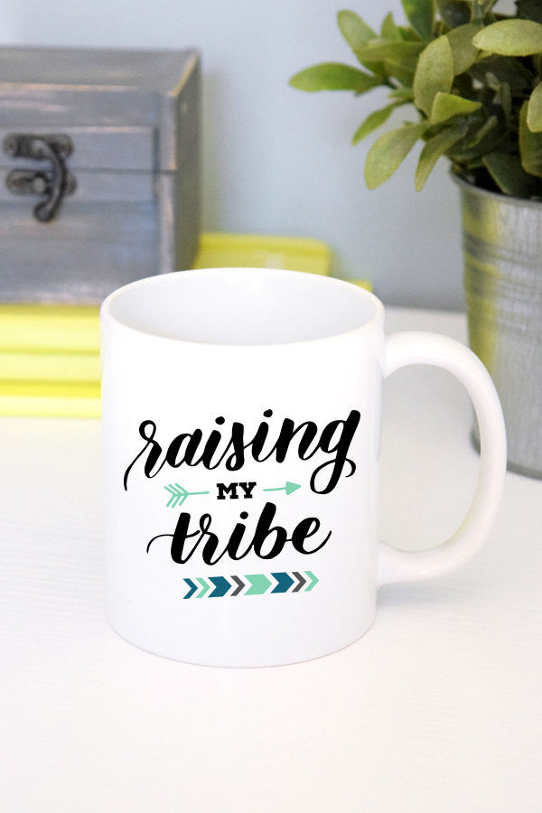 Raising My Tribe Mug