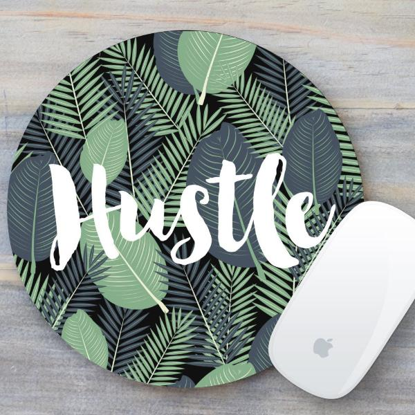 Hustle Tropical Mouse Pad