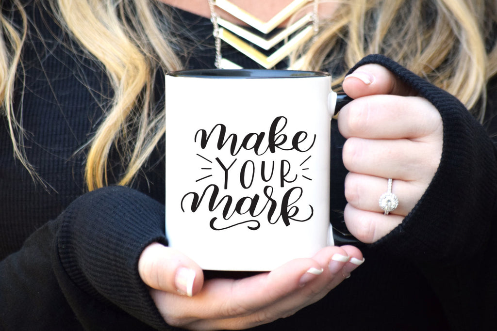 Make your Mark Mug