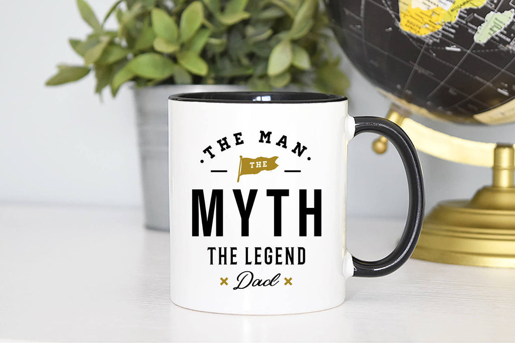 The Man The Myth The Legend Mug