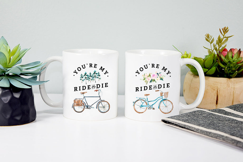 Ride or Die Mug Set