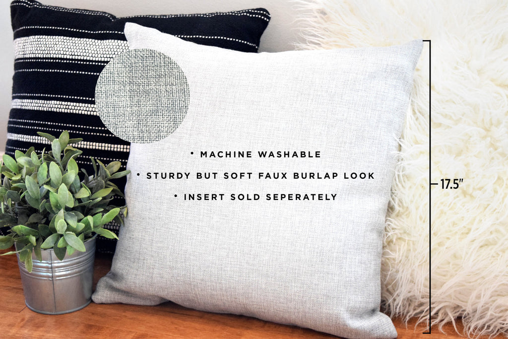 Please go the F*ck away Pillow Cover