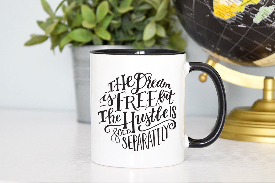 Hustle Hard Mug