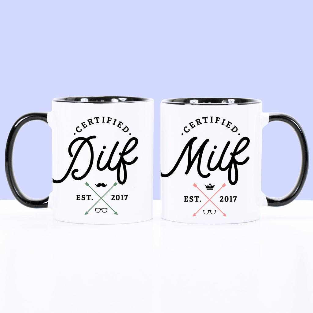 Certified Milf and Dilf Set