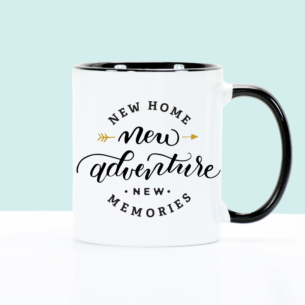 New Home New Adventure Mug