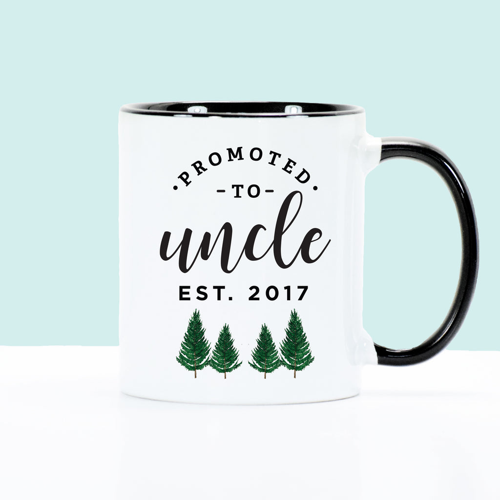 Promoted to Uncle - Tree