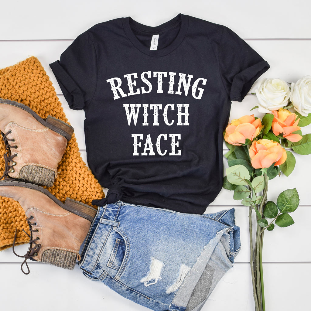 Resting Witch Face Unisex Fit