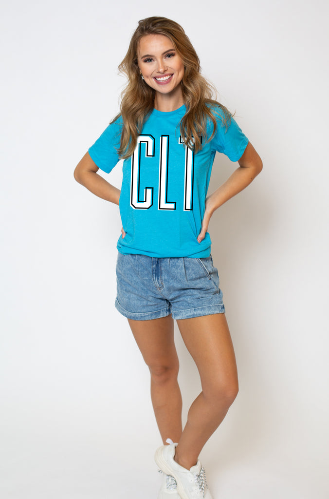 Gameday CLT Tee