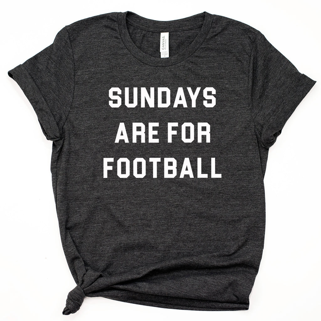 Sundays are for Football Tee