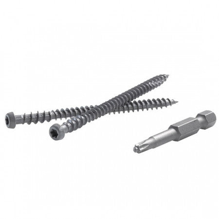 TREX Trapease Screws 2 1/2""