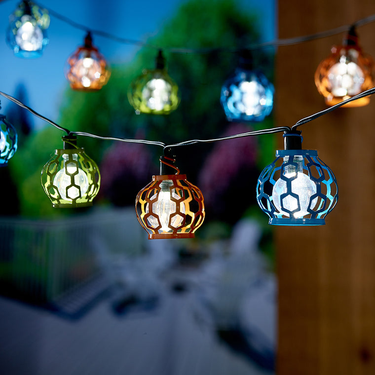 Solar String Light - Gala (Asst)  - 20 ct.