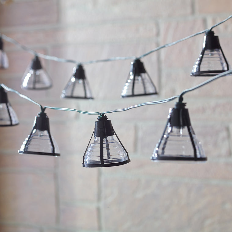 Solar String Light  - Bente (Black) - 20 ct.