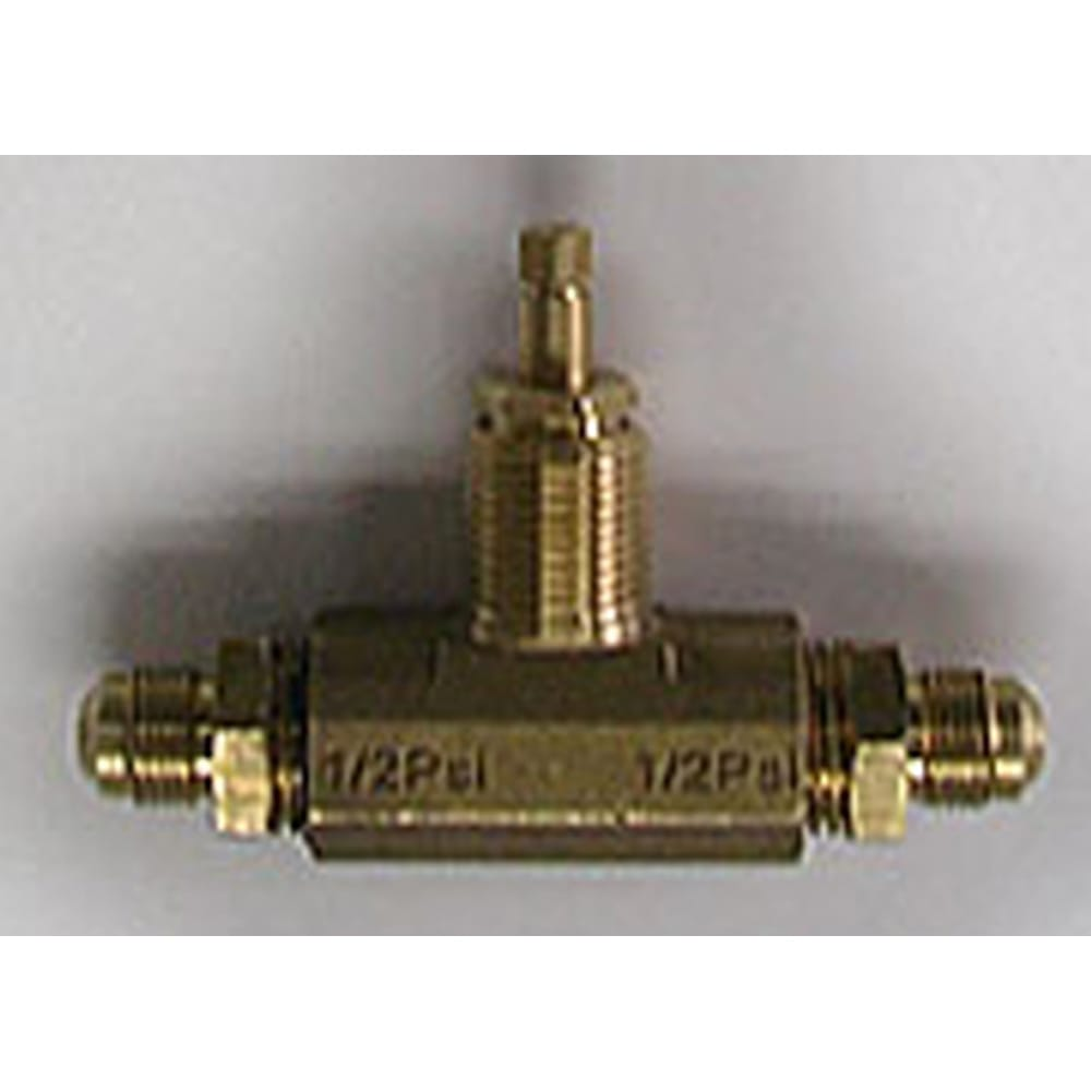 Valve with 2 Adapters , Tretco- grayburd