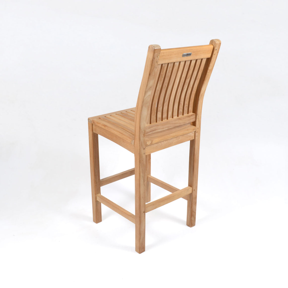 Teak Bar Chair (2PK)