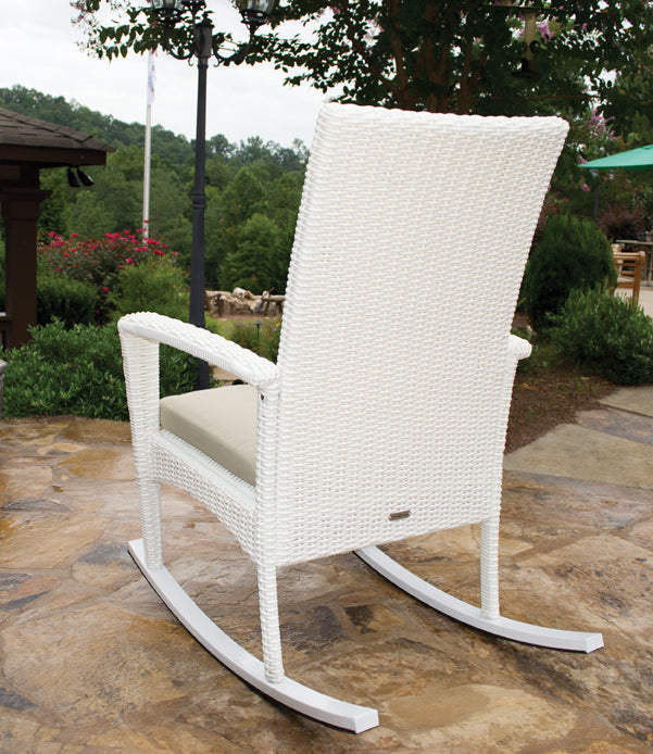 Bayview Rocking Chair - Magnolia