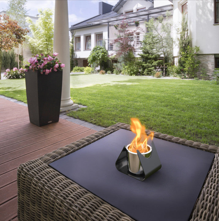 Taurus Indoor/Outdoor Fireburner , Decorpro- grayburd