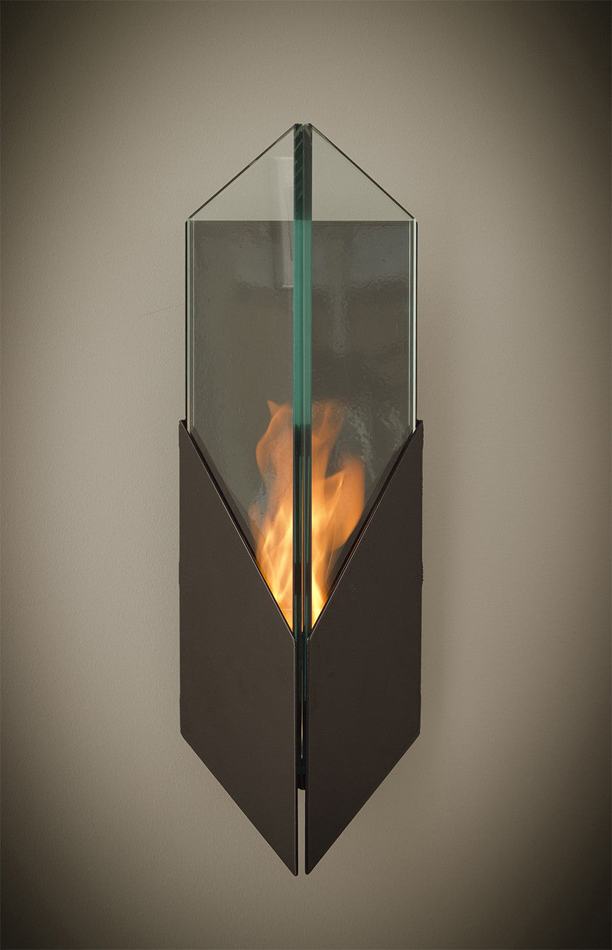 ... Pure Wall Mounted/Table Top Bio Ethanol Indoor/Outdoor Fireburner ,  Decorpro  Grayburd ...