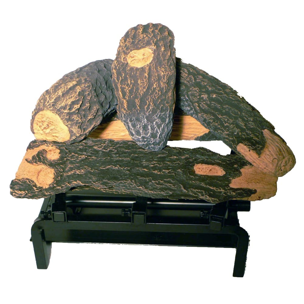 Fire Pit Log Set for Patio Pleasures fire pits - grayburd