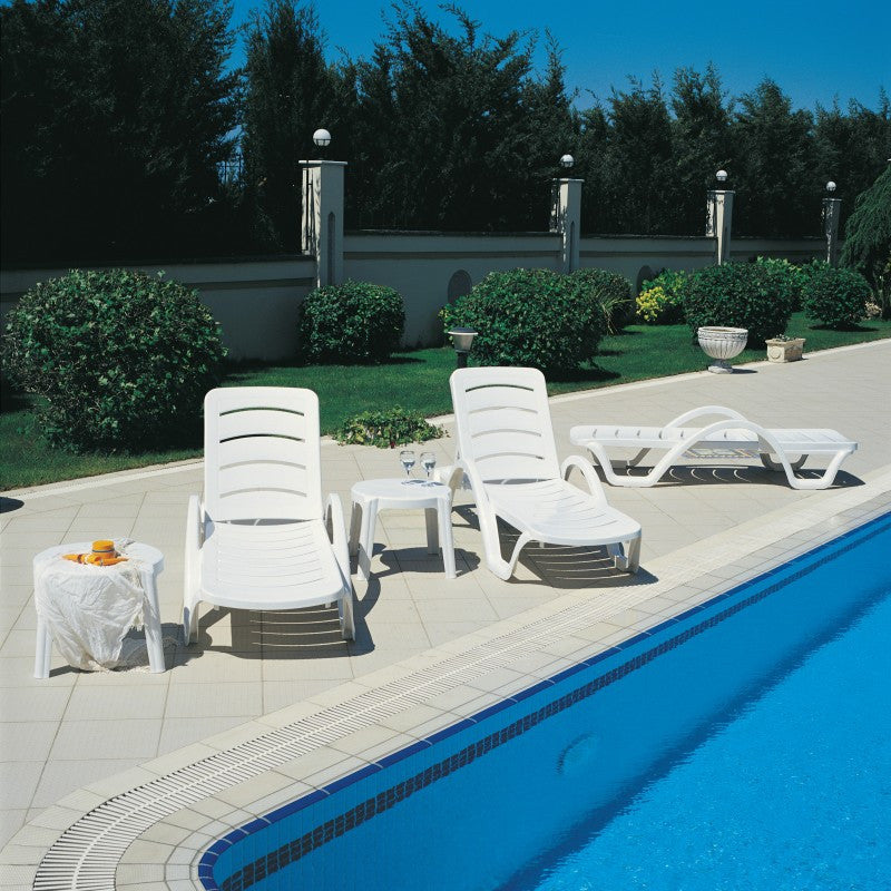 Sunrise Pool Chaise Lounge - grayburd