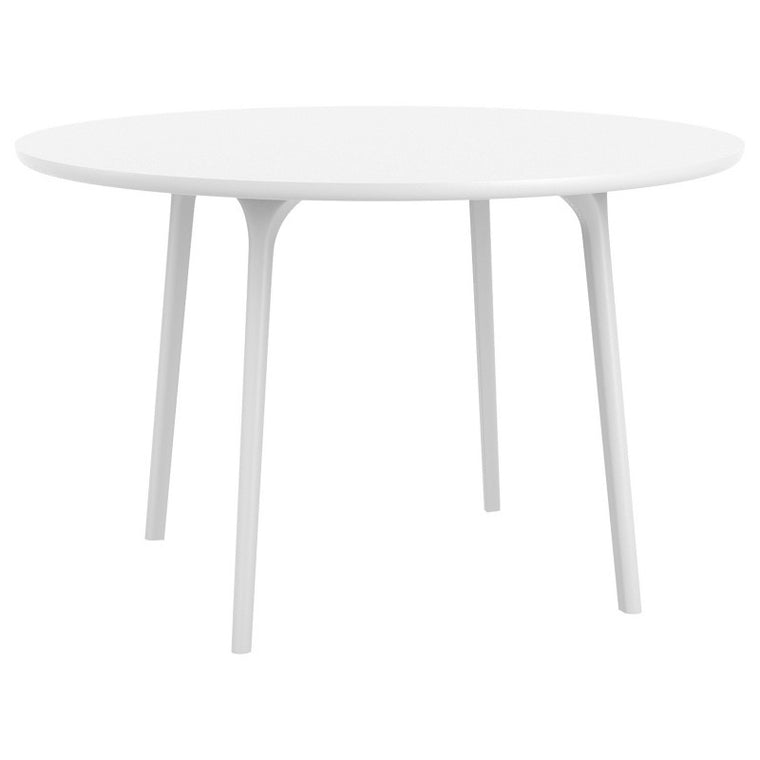 Maya Table White - grayburd