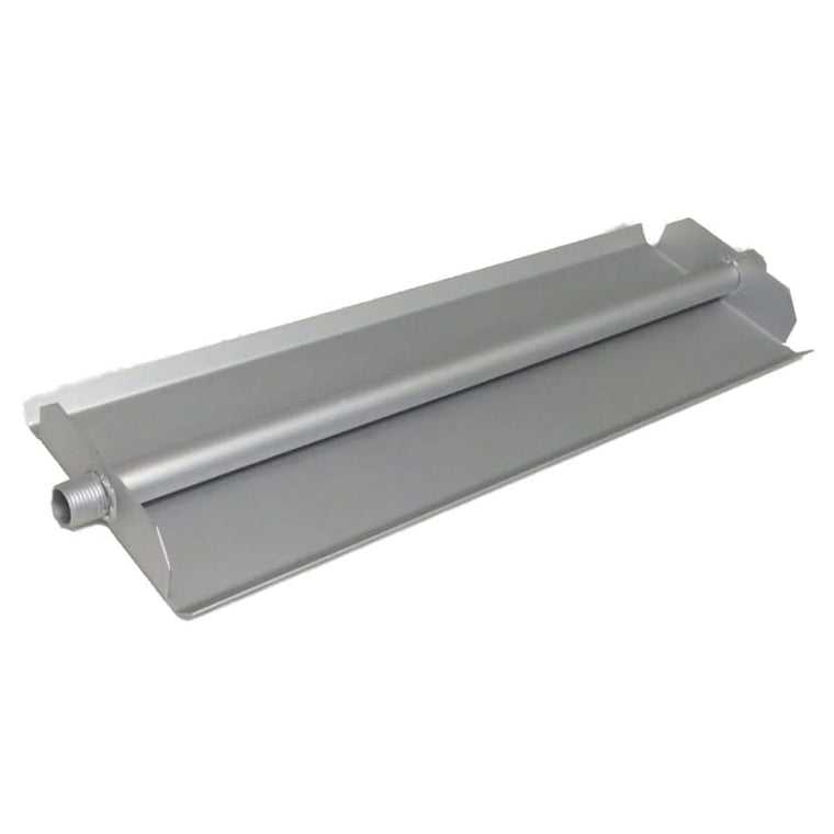 18 inch Powder Coated Linear Burner Pan - grayburd