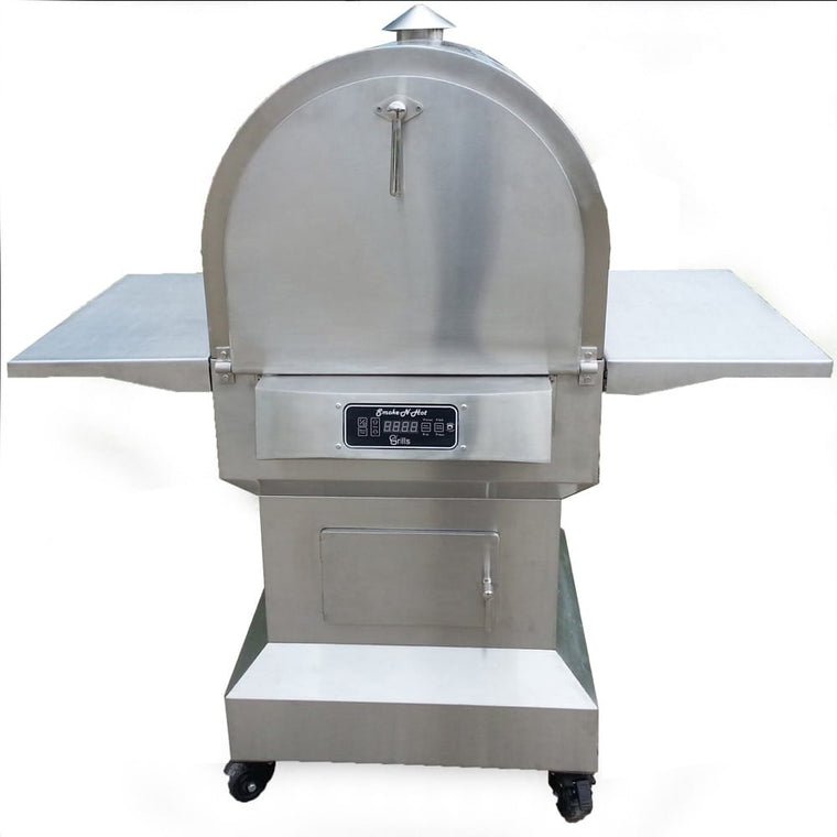 Smoke N Hot Grill Outdoor Cooking Center SNH OCC - grayburd