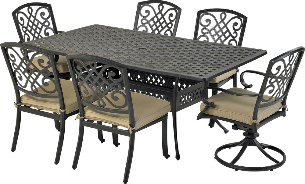 Bridgetown 7-Piece Dining Set