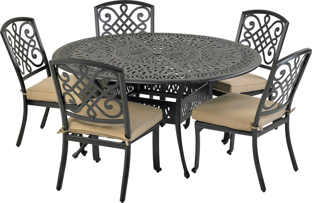 Bridgetown 6-Piece Dining Set