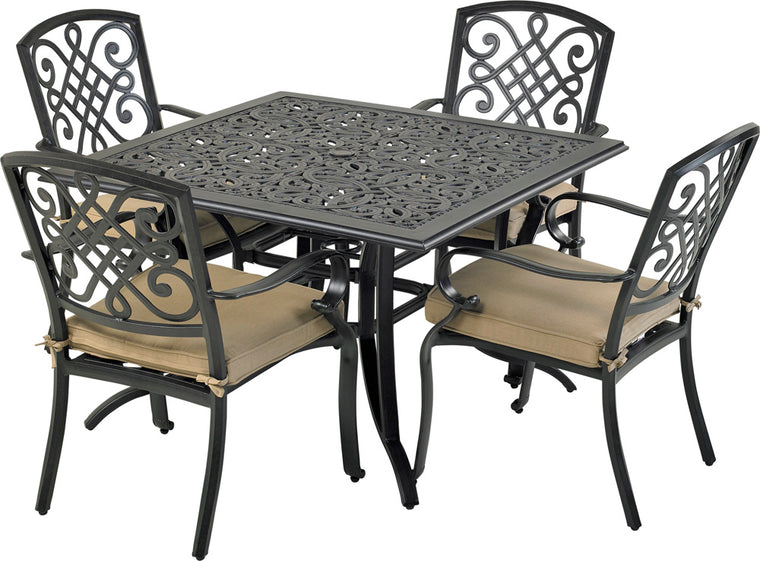 Bridgetown 5-Piece Dining Set