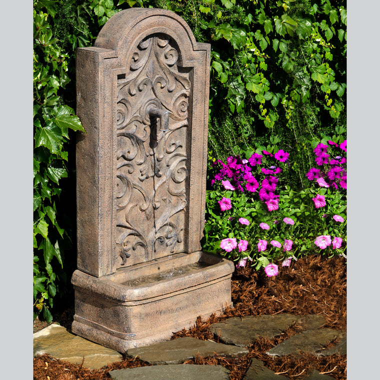 Capistrano Envirostone Fountain , Bond- grayburd