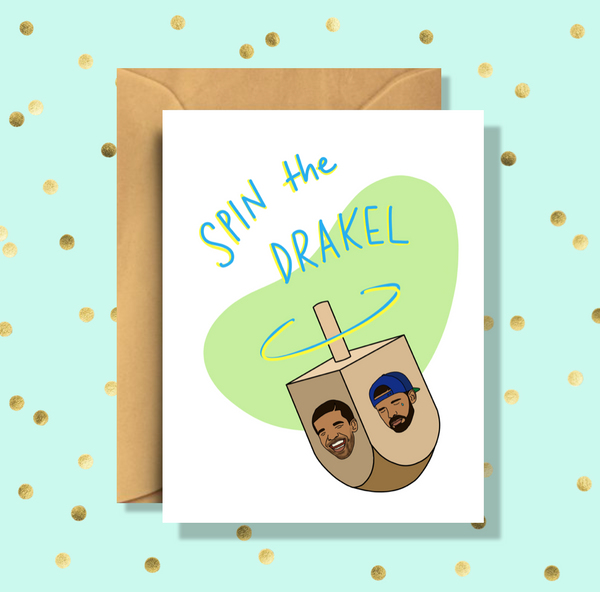 Spin the Drakel Card