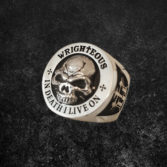 Wrighteous Legacy Ring