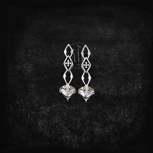 Load image into Gallery viewer, True Heart Drop Earrings