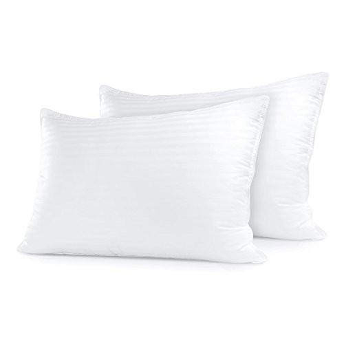 Sleep Restoration Gel Pillow (2 Pack) Dust Mite Resistant