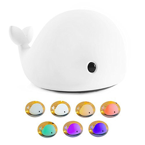 Dolphin LED Children Night Light