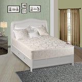 Continental Sleep Elegant Collection Fully Assembled Firm Orthopedic Twin Size Mattress