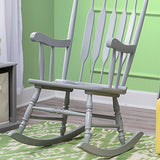 Wishful Dreamzzz Nursery Rocker - Gray
