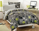 Skateboarding Boys Comforter Set Twin
