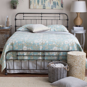 Belham Living LaSalle Bed Industrial style