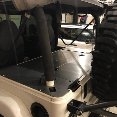 Slipstream Jeep Security Enclosure - TJ