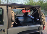Jeep Wrangler Security Enclosure -JK (2 Door)