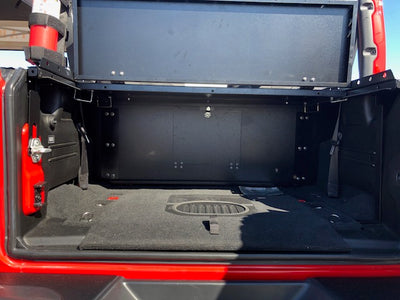 Slipstream Jeep Security Enclosure - JL (2 Door)
