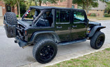 Slipstream Jeep Security Enclosure - JKU (4 Door)